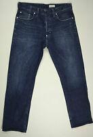 G-Star Jeans 'LUMBER ORIGINAL ORGANIC' Medium Aged W33 L34 EUC RRP $289 Mens