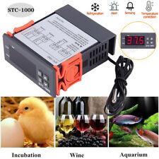 Useful Digital 220v Stc 1000 Temperature Controller Thermostat Regulatorsensor
