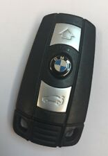 BMW 3 BUTTON REMOTE SMART KEY FOB TESTED LOOK! 1 3 5 SERIES X5 ETC!!
