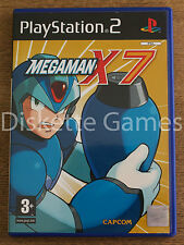 MEGAMAN X7 - PLAYSTATION 2 PS2 PLAY STATION 2 - PAL ESPAÑA - MEGA MAN X 7