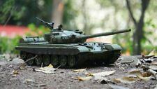 """RC Panzer """"Russicher T-72"""" Heng Long 1:16 mit Rauch&Sound und Stahlgetriebe V6.0"""