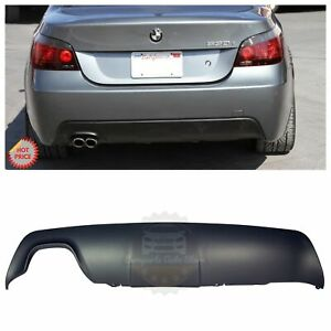 BMW E60 E61 5 SERIES MTECH REAR PP DIFFUSER OE REPLACEMENT FOR MTECH BUMPER ONLY