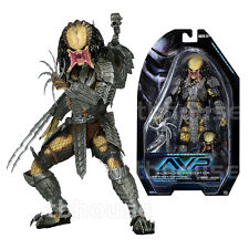 "8"" SCAR UNMASKED PREDATOR figure AVP VS ALIEN yautja NECA young blood SERIES 14"