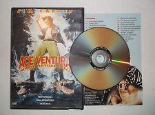 Ace Ventura: When Nature Calls (DVD, 1997) Jim Carrey, Animal Talker, Comedy,