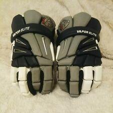 """Nike Vapor Elite Field Gloves Men's Medium 13"""" White / Grey /black,"""