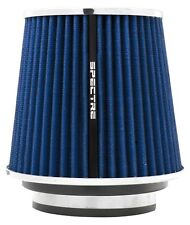 "Spectre Performance 8136 Blue Cone Air Filter 6""D x 5.5""H Fits 3 - 4"" Tube"