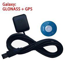 GLONASS GPS Receiver USB For Car Laptop PC Navigation Gmouse GPS+Glonass GMOUSE