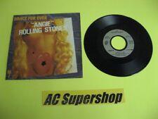 """The Rolling Stones angie - 45 Record Vinyl Album 7"""""""