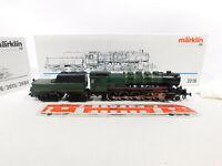 CO207-2# Märklin H0/AC 3316 Dampflokomotive 25 004/25004 SNCB, sehr gut+OVP