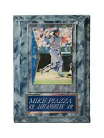 1995 Upper Deck Mike Piazza Los Angeles Dodgers • C #70 Plaque