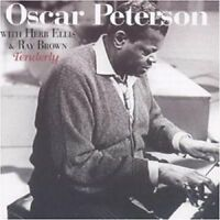 Oscar Peterson Trio - Tenderly [CD]
