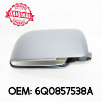 Dx Laterale Specchietto Cover Coperchio Custodia Adatto per VW Volkwagen Polo 02