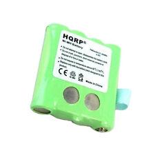 HQRP Batería 4.8 V para Motorola KEBT-072, KEBT-072-B, M370H1A Radio de dos vías