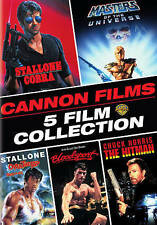 Over the Top, Bloodsport, The Hitman, Cobra, Masters of the Universe - 5 Films