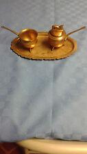 Vintage 3 Piece Copper Cigerette Table Display