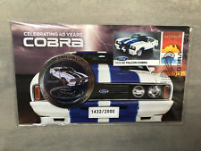 New Mint Sealed 1978 XC Ford Falcon Cobra 2018 Medallion Cover Limited to 2000