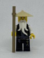 njo495 LEGO ® Ninjago ® minifigur de 70670-Sensei Wu avec équipements