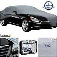 Sumex Cov+ Waterproof & Breathable Outdoor Full Car Cover for Mercedes Slk Class