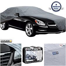 Sumex Cover+ Waterproof & Breathable Full Car Protection Cover to fit Seat Leon