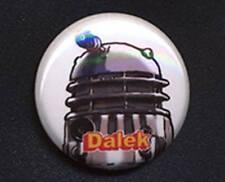 DALEK - DOCTOR WHO SUGAR SMACKS 'TRIBUTE' 25mm small badge