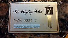 Playboy Club key......Collectible...metal club card key