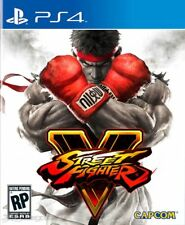 STREET FIGHTER V 5 para PS4 en CASTELLANO - ENTREGA HOY