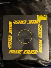 BILLIE EILISH Live At Third Man Records NEW RSD2020 limited ed. blue vinyl LP