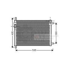 Kondensator Klimaanlage Klimakondensator Lancia Alfa Romeo 166 Kappa Coupe