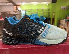 Reebok Women's CrossFit Nano 5.0 Breeze/Black/Blue Training Shoes M49799 10US