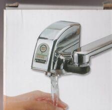 Automatischer Wasserhahn mit Infrarotsensor und Schalter. EINFACHE MONTAGE NEU