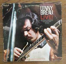 LENNY BREAU Velvet Touch Live LP RCA Victor LSP-4199 guitar jazz 1969 vinyl 1st