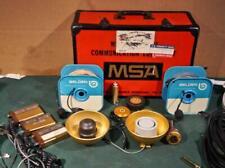 MSA MINE RESCUE COMMUNICATION EQUIPMENT BUREAU OF MINES APPROVAL 9B-606 ! 2A74