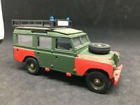 SOLIDO 1/43 Land Rover 109 deminage   Hachette n°40