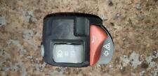 BMW F800ST GT GS St 05 - 13 Interruptor de mano izquierda botón de información de engranaje con