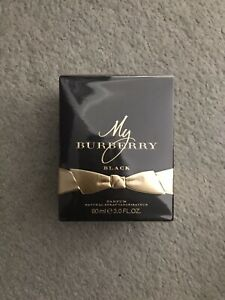 My Burberry black perfume 90 ml