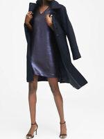 NWT Banana Republic $139 Sequin V-Neck Shift Dress Size 0P,2P,4P,4,6P,6,8P,12P