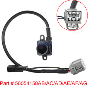 For 2011-19 Dodge Journey Rear View Reverse Backup Camera 56054158AB 56054158AG
