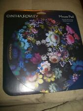 CYNTHIA ROWLEY FLORAL MOUSE PAD
