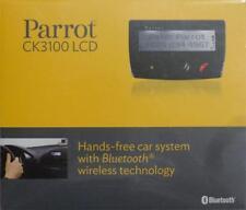 Parrot CK3100 LCD black Bluetooth Freisprechanlage Freisprecheinrichtung CK 3100