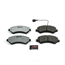 Disc Brake Pad Set Front Power Stop Z36-1540A fits 14-18 Ram ProMaster 1500