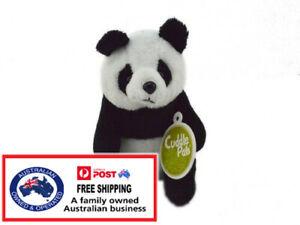 1 X PLUSH PANDA 15CM stuffed animal teddy gift soft toy kid present christmas