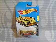 Hot Wheels sciolto `69 Ford Torino Talladega Oro BR