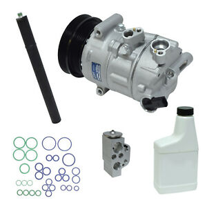 New A/C Compressor and Component Kit for Passat