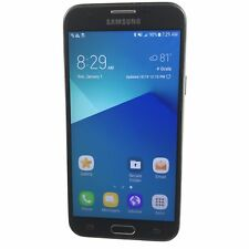 Samsung Galaxy J3 Prime 16GB SM-J327T1 (Metro PCS) Black (M-J327T1B) (M-S1009)