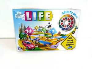 """Spare Parts - The Game of LIFE """"instant set-up"""" by Hasbro - replacement pieces"""