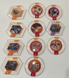 Disney Infinity 3.0 Power Disc Bundle X 11   No Duplicates