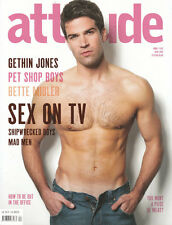 ATTITUDE #177 GETHIN JONES Bette Midler PET SHOP BOYS Daniel Di Nuzzo @MINT@