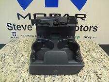 02-05 Dodge Ram 1500 2500 New Instrument Panel Cup Holder Slate Gray Mopar Oem