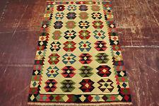 nomades Kelim très bien pièce unique PERSAN TAPIS tapis d'Orient 1,49 x 1,00