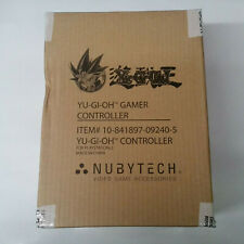 3x Factory Sealed NubyTech YuGiOh PlayStation 2 PS2 Controllers & Inventory Box